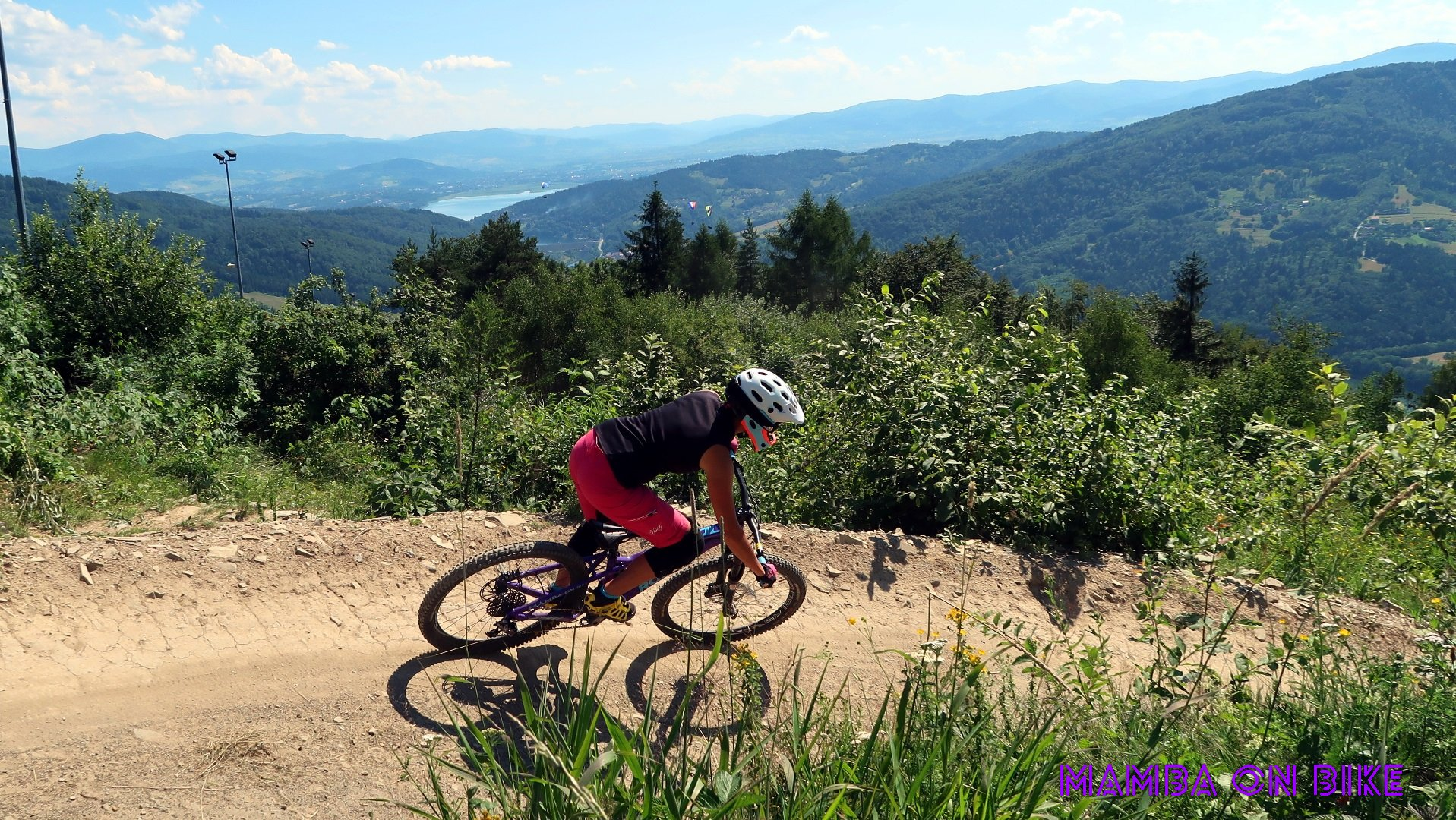 Enduro miejscówki – Bike Park – Góra Żar