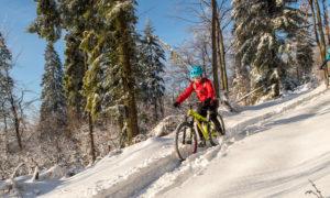 Magurka Wilkowicka – snow ride