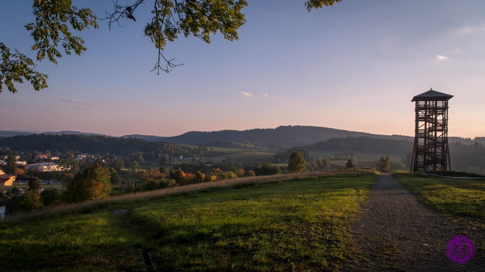 Mieroszów Góra Parkowa