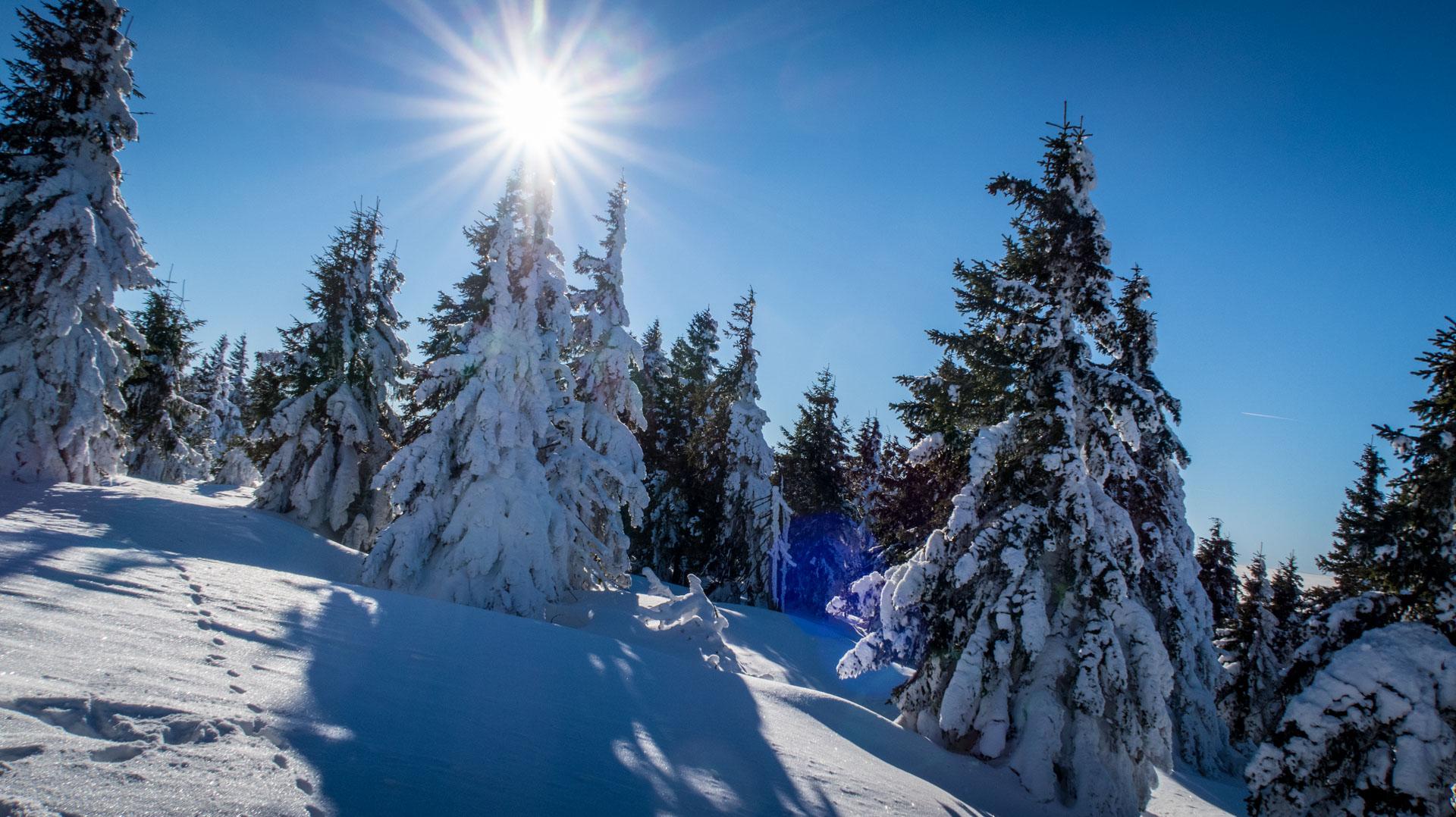 Zimowe klimaty.